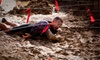 Dirt Runner - Marseilles: Entry in Warrior Rush 5K Mud Race for One or Two from Dirt Runner on Saturday, September 28 (50% Off)