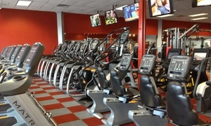 Workout Anytime 24/7 - Lexington, KY: Month of Premium Membership w/Optional Personal Training at Workout Anytime 24/7 - Lexington, KY (Up to 73% Off)