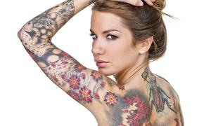 Studio No. 40: Wykonanie tatuażu: czarno-białego (od 99,99 zł) lub kolorowego (od 149,99 zł) w Studiu No. 40 w Gdyni