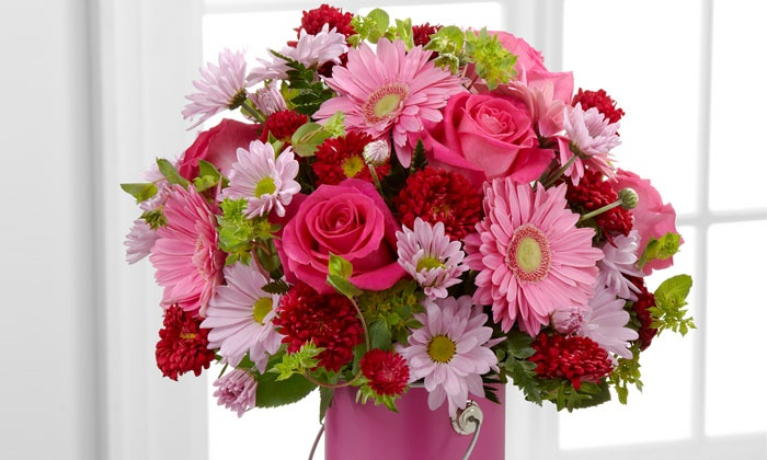 FTD.ca: Flowers and Gifts from FTD.ca (Half Off). Two Options Available.
