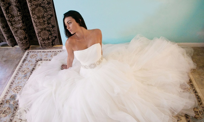 Forever Amour Bridal Salon - New York: $149 for $300 Toward Any Wedding Dress at Forever Amour Bridal Salon