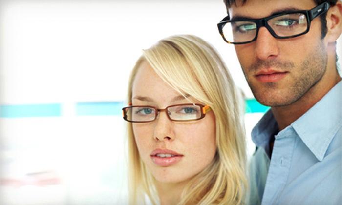 Leybin Lakeside Optical - Merced Manor: $150 for $300 Worth of Prescription Eyeglasses at Leybin Lakeside Optical