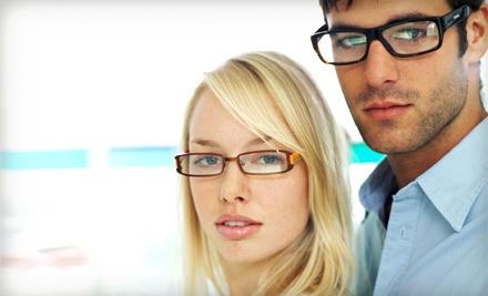 Half Off Prescription Eyeglasses