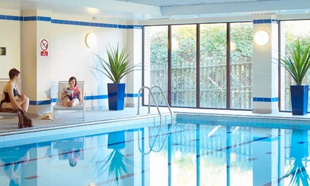 Spa Pass with Refreshments for Two at The Hampshire Court Hotel