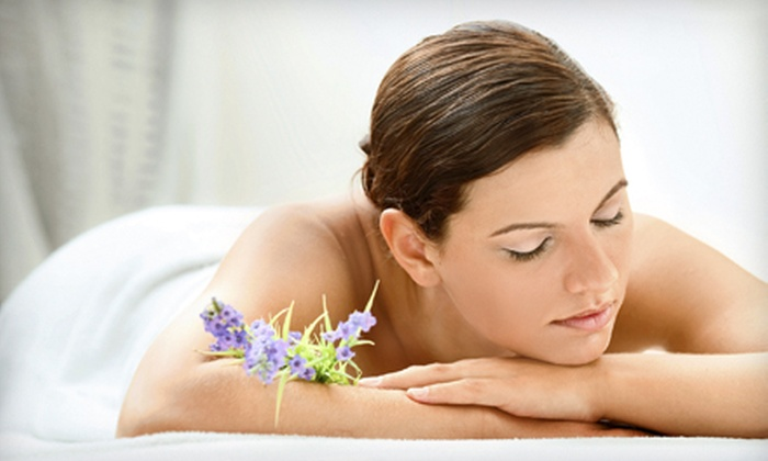 Arnica Muscle & Fitness - Blue Village: 60- or 90-Minute Swedish or Deep-Tissue Massage for One or Two at Arnica Muscle & Fitness (Up to 56% Off)
