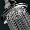 "7-Setting 5"" Rainfall Showerhead with Quick-Connect"