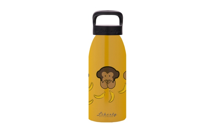 Liberty Bottle Works Water Bottles: 16 Oz. Liberty Bottle Works Artisan Water Bottle. Multiple Designs Available.