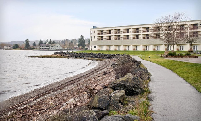 Silverdale Beach Hotel - Silverdale, Washington: One- or Two-Night Stay with Breakfast at Silverdale Beach Hotel in Washington