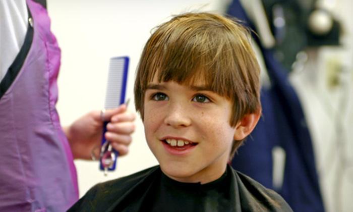 Kidmazing Family Hair Studio - St. Cloud: $7 for $13 Worth of Children's Haircuts at Kidmazing Family Hair Studio