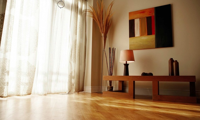Fix It All, LLC - Golden Triangle: Up to 150 or 300 Sq. Ft. of Hardwood-Floor Installation from Fix It All, LLC (Up to 40% Off)