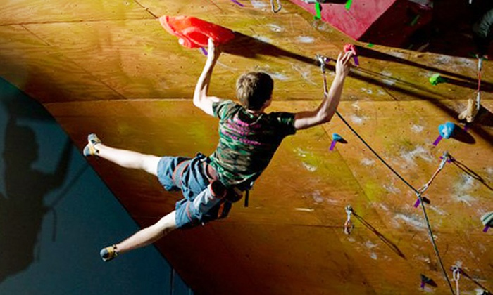 Summit Climbing Gym - Multiple Locations: One Week of Summer Camp for One or Two Kids at Summit Climbing Gym (Up to 55% Off)