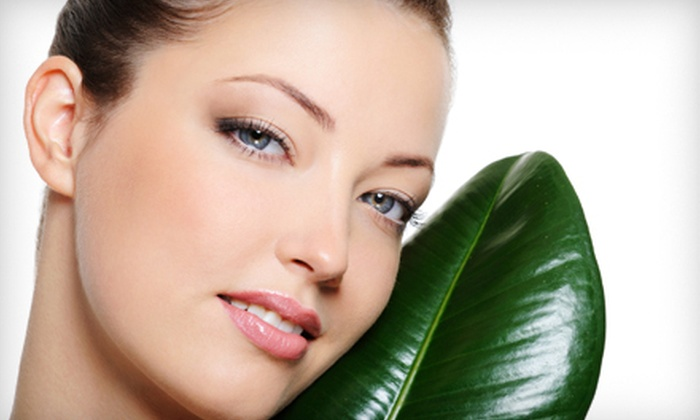 Novita Spa on the Square - Downtown: Two, Four, or Six Nonsurgical Microcurrent Facials at Novita Spa on the Square (Up to 69% Off)