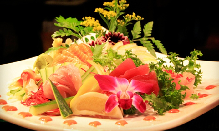 Dao Sushi and Thai Restaurant - Oakbrook Terrace: $15 for $30 Worth of Sushi, Japanese, and Thai Food at Dao Sushi and Thai Restaurant