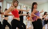 J.A.D.E. Zumba Fitness - Multiple Locations: 3, 5, or 10 Drop-In Zumba Fitness Classes at J.A.D.E. Zumba Fitness (Up to 60% Off)