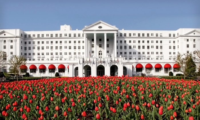 null - Pittsburgh: Stay for Two Adults and Two Kids at The Greenbrier in White Sulphur Springs, WV