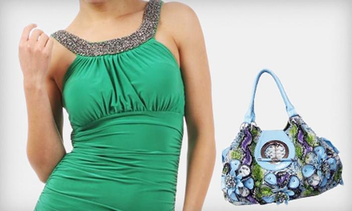 Sassy Girl - Green Bay: Apparel, Jewelry, and Handbags at Sassy Girl (Up to 52% Off)
