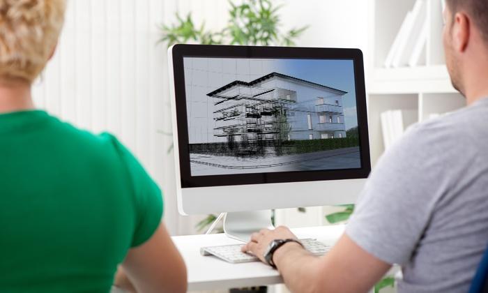 Ermes srl: Corso online di CAD 2D e 3D per l'architettura a 14 €