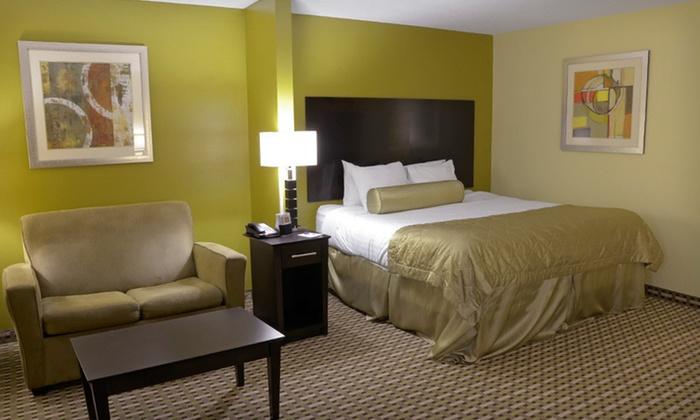 Best Western Brunswick Inn & Suites - Everett: One- or Two-Night Stay at Best Western Brunswick Inn & Suites in Brunswick, GA