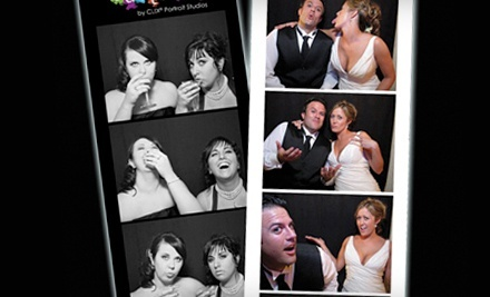 $350 for a Three-Hour Photo-Booth Rental from Clix ($795 Value)