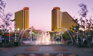 Stay With Dining & Drink Credits At Nugget Casino Resort In Greater Reno, Nv. Dates Into January.