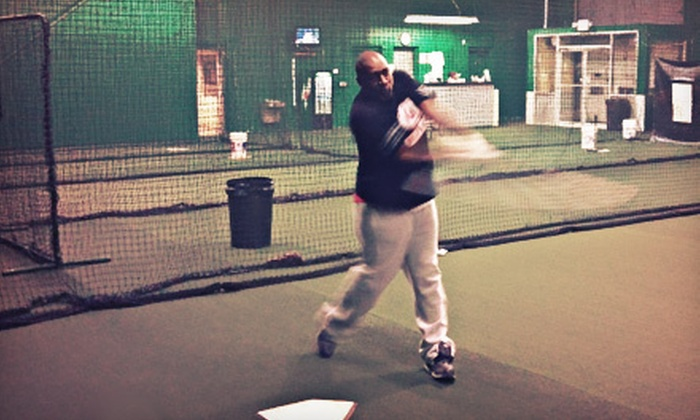 Staton Sports - Lorain: Batting-Cage Rental or Baseball-Field Rental at Staton Sports in Lorain (Up to 51% Off)