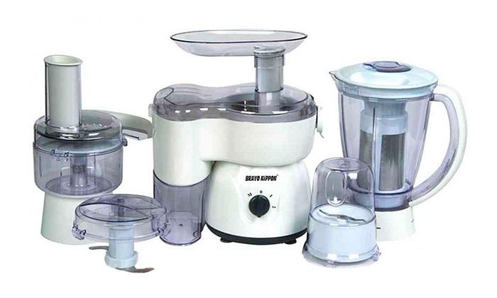 Robot de cocina multifunci n groupon goods for Robot de cocina multifuncion