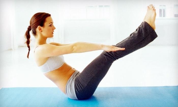 Bikram Yoga Covina - Covina-Valley: One or Two Months of Unlimited Bikram Yoga Classes at Bikram Yoga Covina (Up to 80% Off)