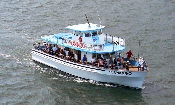 Flamingo Fishing - Bahia Mar Yacht Center: $32 for a Four-Hour Deep Sea Fishing Trip from Flamingo Fishing ($40 Value)
