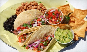 Benny's Tacos & Rotisserie: $15 for $30 Worth of Mexican Fare at Benny's Tacos & Rotisserie in Venice