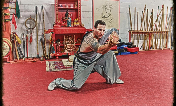 Authentic Shaolin Kung Fu - Holtsville: $49 for $140 Worth of Martial-Arts Lessons — Authentic Shaolin Kung Fu Studios