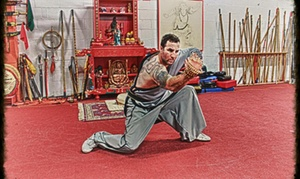 Authentic Shaolin Kung Fu: $49 for $140 Worth of Martial-Arts Lessons — Authentic Shaolin Kung Fu Studios