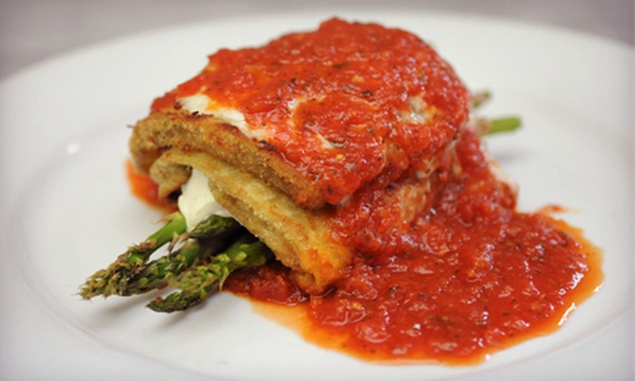Vallé Cucina - Pike Creek Valley: $20 for $40 Worth of Italian Dinner at Vallé Cucina