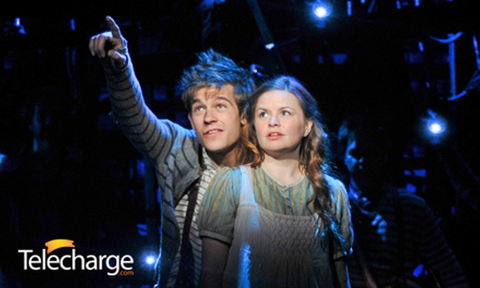 """""""Peter and the Starcatcher"""" - Clinton: """"Peter and the Starcatcher"""" at New World Stages, October 28–December 18 (Up to 54% Off)"""