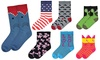KB SOCKS, INC: $9.99 for $25 Worth of Socks, Tights, and Leggings from K. Bell Socks