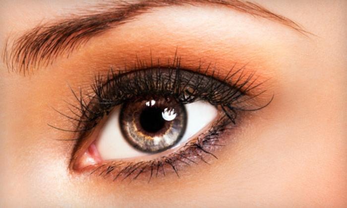 Kim Hausmann's Permanent Makeup - Coves North: Permanent Eyeliner or Permanent-Brow Makeup at Kim Hausmann's Permanent Makeup in Gladstone (Up to 74% Off)