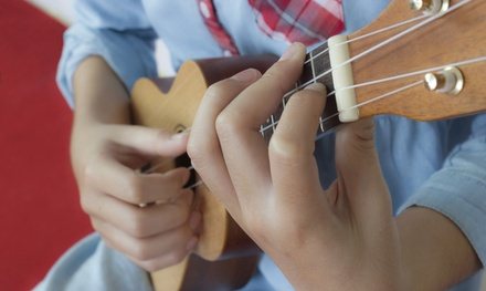 $15 for One Year of Online Ukulele Lessons from Center Stage Ukulele Academy ($108 Value)