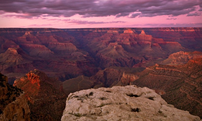 Grand Canyon Tour & Travel - Grand Canyon Tour & Travel: $89 for a Full-Day Bus Tour of the Grand Canyon's South Rim from Grand Canyon Tour & Travel ($179.99 Value)