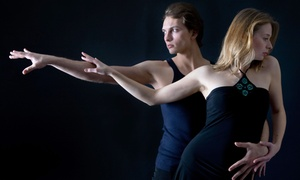 Central Studio: Six Group Fitness or Group Dance Lessons or One Month of Unlimited Lessons at Central Studio (Up to 62% Off)