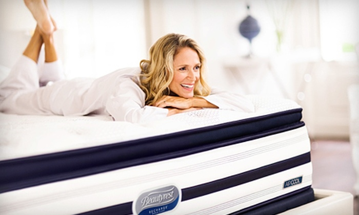 Back to Bed - Multiple Locations: $50 for $200 Toward Mattresses and Mattress Sets at Back to Bed
