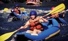 U.S. Rafting – Up to 57% Off Half-Day Trip