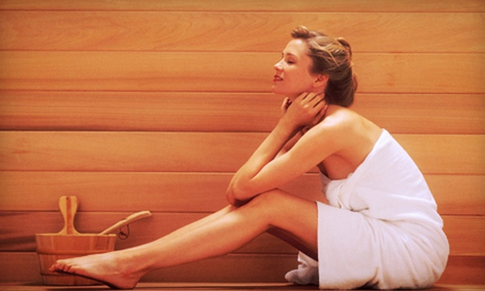 Water's Edge Natural Health Services - North Queen Anne: Five or Ten 30-Minute Infrared-Sauna Sessions at Water's Edge Natural Health Services (Up to 77% Off)