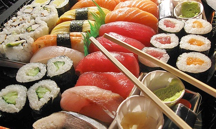 Japanese Food at Mika Japanese Cuisine & Bar (Up to 62% Off). Three Options Available.