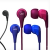 $17.99 for 2-Pack of Noise-Isolating Earphones