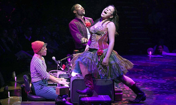 """Godspell"" - Theater District - Times Square: Broadway Performance of ""Godspell"" with VIP Option at Circle in the Square Theatre (Half Off)"