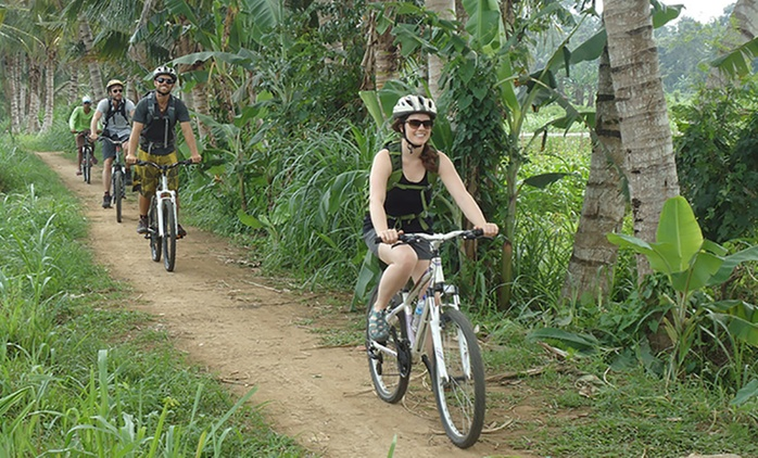 Bali: Petang Cycle Day Tour with Banyan Tree Bike Tours with Return Transfers