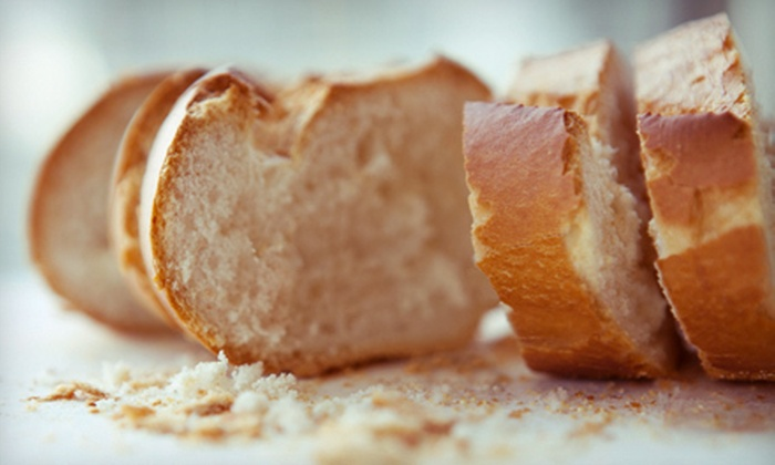 """Brother's Quality Bakery - Multiple Locations: 8"""" Round Buttercream Cake or $12 for $24 Worth of Breads and Pastries at Brother's Quality Bakery"""