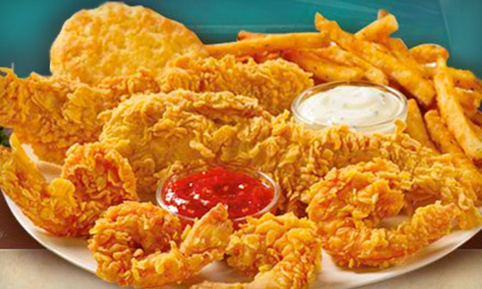 Popeyes - Popeye's - Perth Amboy: $10 for Two Vouchers, Each Good for $10 Off Your Bill at Popeyes ($20 Value)