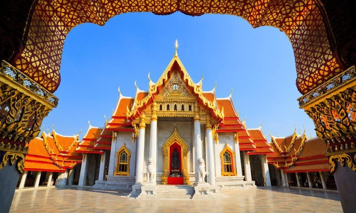 Thailand Vacation with Airfare - Bangkok, Kanchanaburi, and Ayutthaya : Nine-Day, Seven-Night Thailand Trip with Roundtrip Airfare, Hotels, and Some Meals from Gate 1 Travel