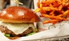 Burger 21 - Shoppes of Arrowhead: Casual Food and Drinks for One or Two at Burger 21 (44% Off)