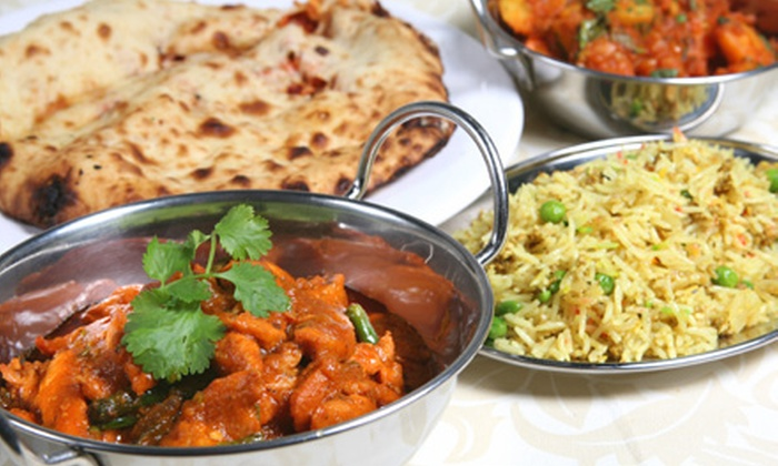 Pooja Restaurant - Somerset: $15 for $30 Worth of Indian Food at Pooja Restaurant